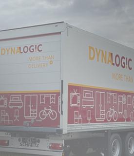 Dynalogic breidt wagenpark uit met nieuwe trailers